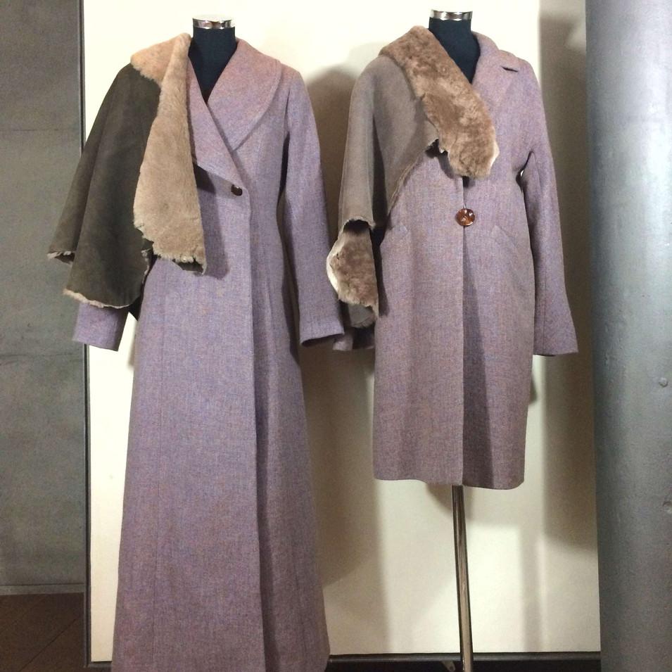 Highway coat and Clutch Coat