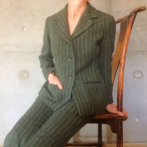 Forties fitted suit