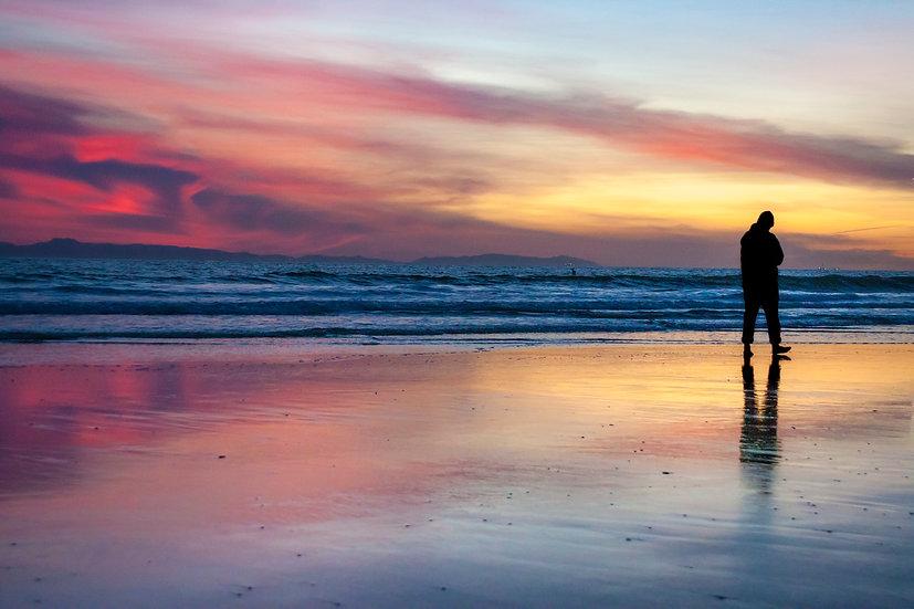 Found Solitude - Newport Beach, CA.