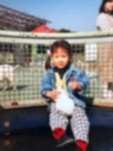 Moeno with rabbit.jpg