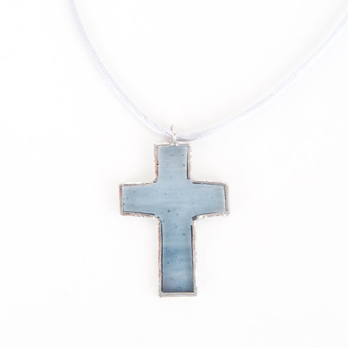 LA CRUZ Gray Pendant