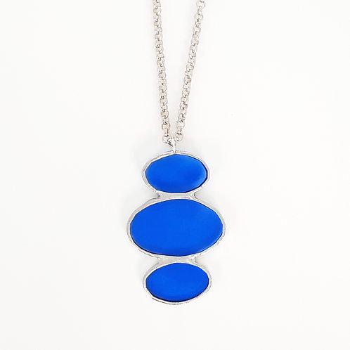 O3045 necklace BLUE