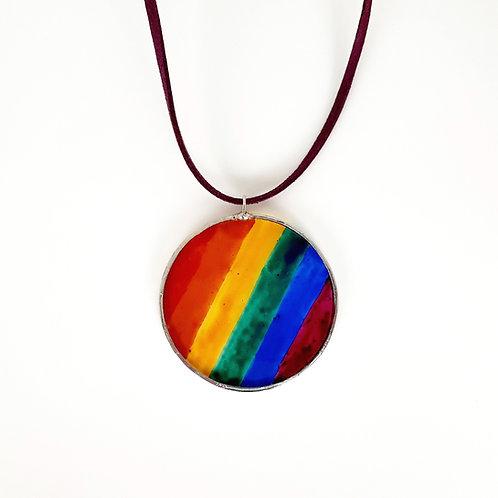 LGTB+ pendant