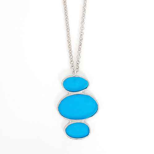 O3045 Necklace TURQUOISE