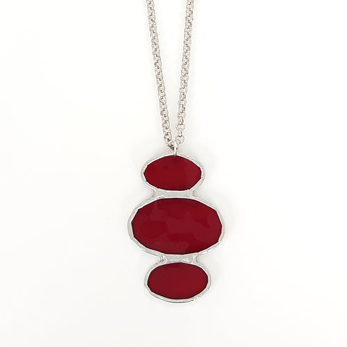 O3045 necklace RED