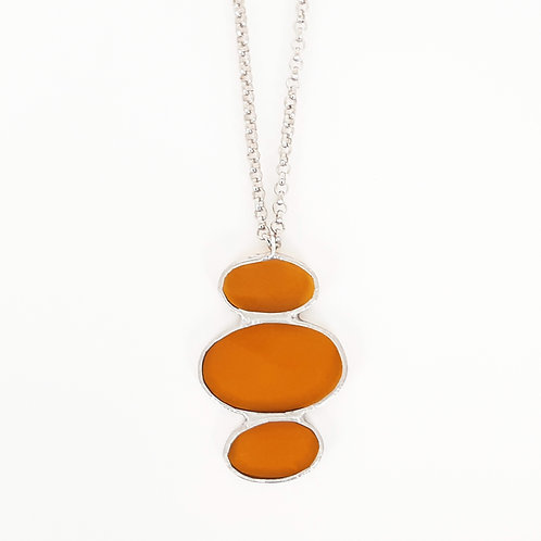 O3045 AMBER necklace