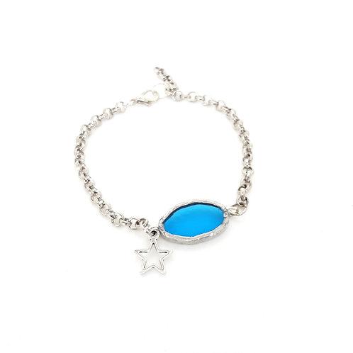 O22 bracelet TURQUOISE
