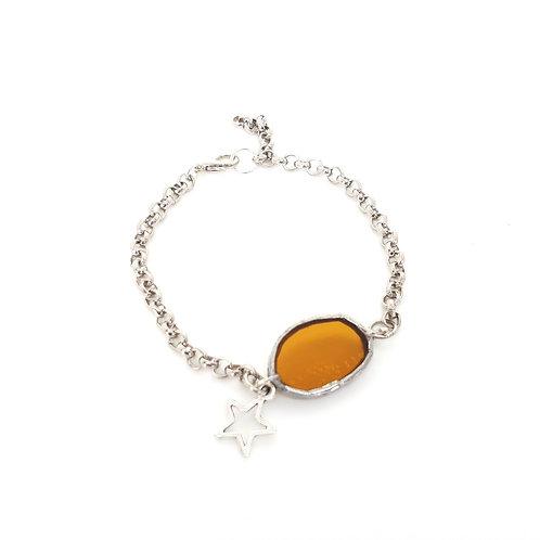 O22 bracelet AMBER