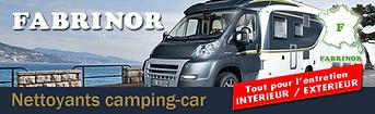 FABRINOR - Nettoyants camping-car
