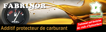 FABRINOR - Additif carburant 3770