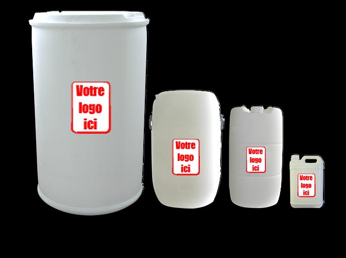 Emballages 5 L à 220 L