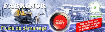 FABRINOR - Starter batterie voiture