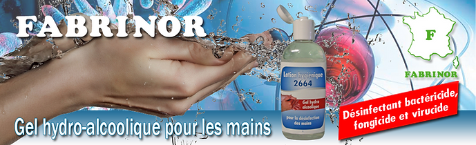FABRINOR Gel hydroalcoolique
