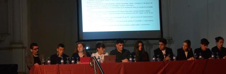 Juventud, educación, empleo y política. Parte I