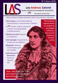 Revista Lou Andreas-Salomé (Revista LAS) nº 1