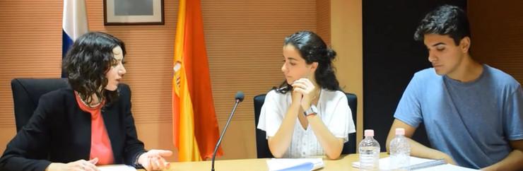 Gloria Poyatos, magistrada TSJC. Parte II