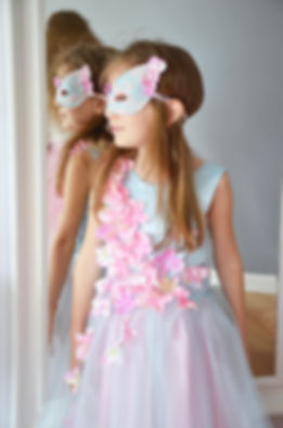 Spring Ball Gown
