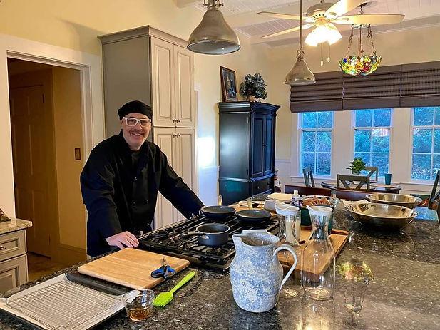 Chef Kevin Kitchen