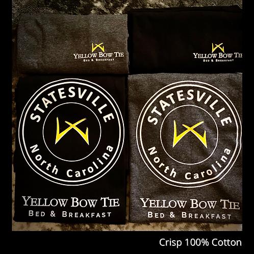 Yellow Bow Tie B&B T-Shirt