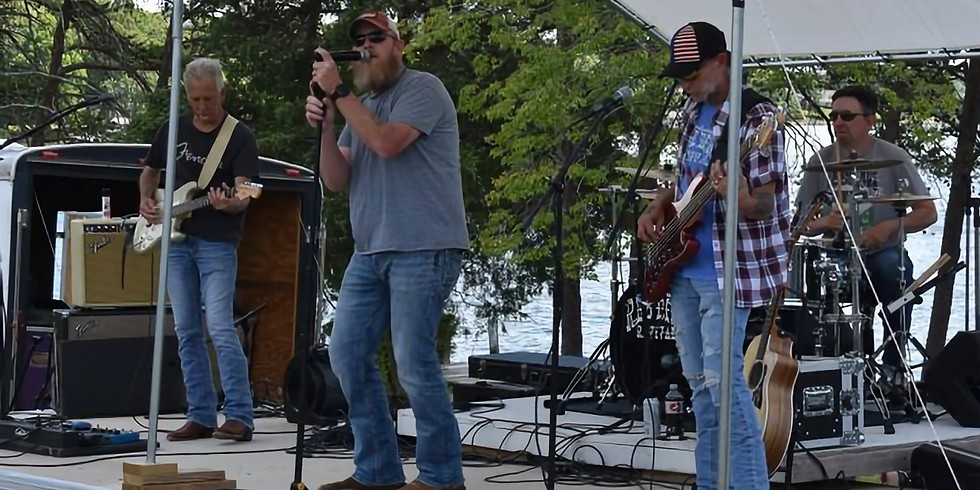 Statesville Friday After 5 Summer Concert Series:  Red Dirt Revival--