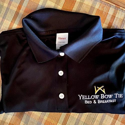 Yellow Bow Tie B&B Polo