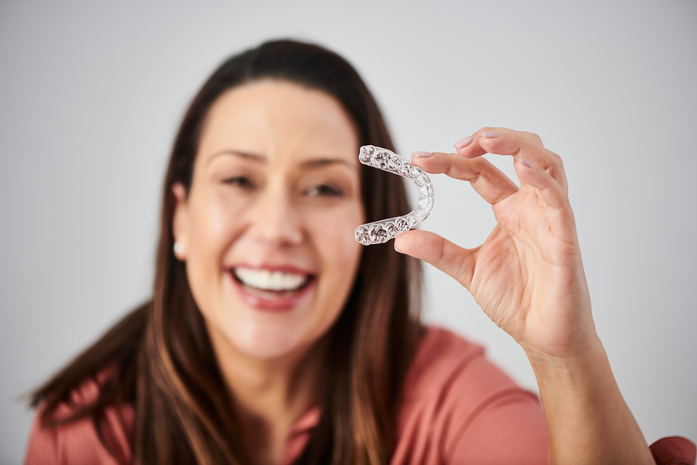 WonderSmile Clear Aligners are an alternative to braces for adults