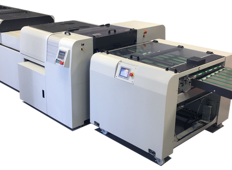 ExcelCoat ZRS30 Sheet Spot Coater Provides Accuracy & Efficiency