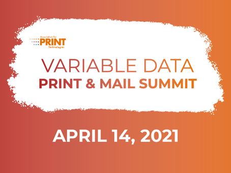 Variable Data Print & Mail Summit 2021