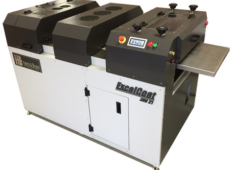 H&B introduces ExcelCoat ZRB Coater for AQ & UV