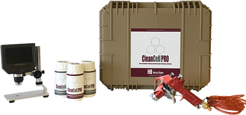 CleanCell Pro Anilox Cleaning Kit