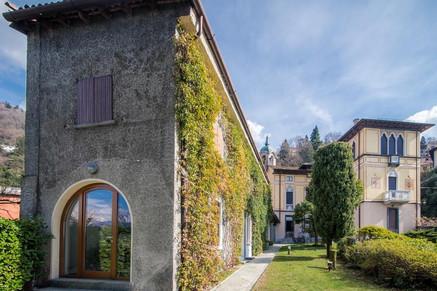 Villa Giù - Faggeto Lario