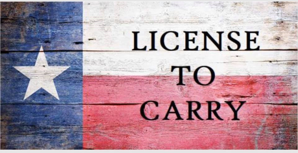 License To Carry Class
