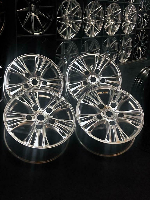 "18"" LAND ROVER DEFENDER ALLOYS £295 A SET BRAND NEW ALSO FITS RANGE ROVER MK1"