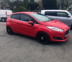 FORD FIESTA FITTED WITH 17 INCH MONZA RS