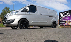 FORD TRANSIT FITTED WITH 20 INCH BOLA B2