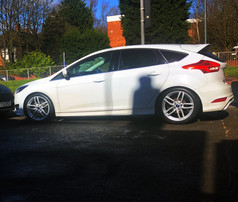 FORD FOCUS FITTED WITH 18 INCH DRC DRS.j