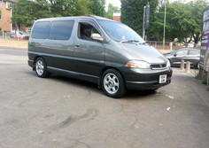 """Toyota Granvia Fitted With 16"""" Zito SJ19"""
