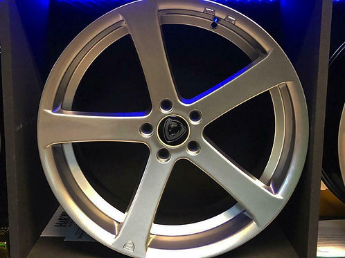 """19"""" CADES APOLLO STAGGERED ALLOY WHEELS AND TYRES JAGUAR FITMENT"""