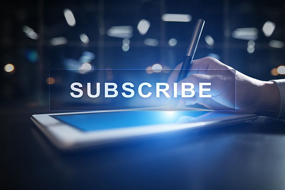 Subscribe now, subscription, newsletter