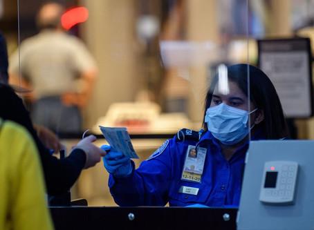 TSA Preparing to Check Passenger Temperatures at Airports Amid Coronavirus Concerns