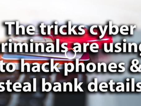 This Android trojan malware is using fake apps to infect smartphones, steal bank details