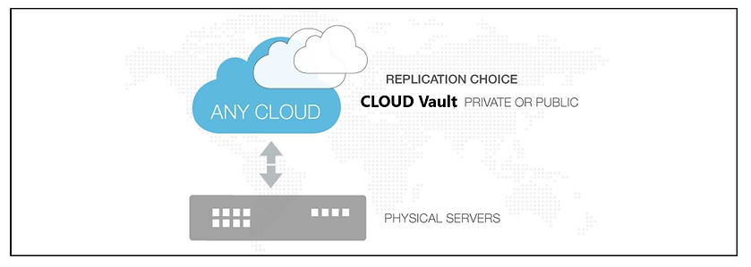 BaaS - How it works direct Cloud Vault G
