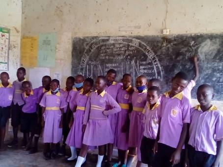 School Pictures in Uganda!!!