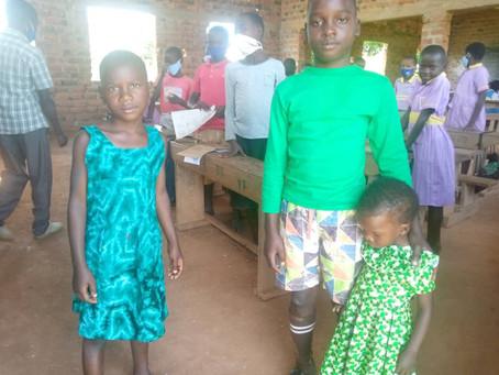 Back to School in Uganda