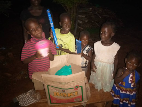 Help in the Midst of Chaos - Uganda