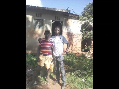 Brian's Brother in Uganda!