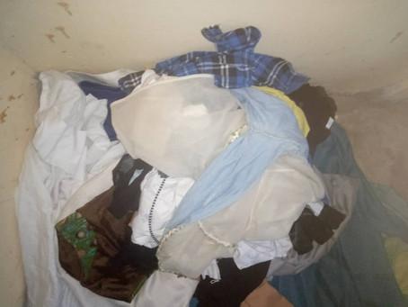 Clothes for Nalongo