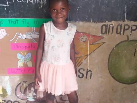 Kids to School in Uganda
