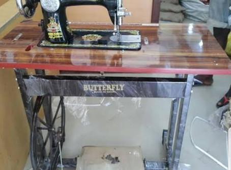 Sewing Machine in Uganda!