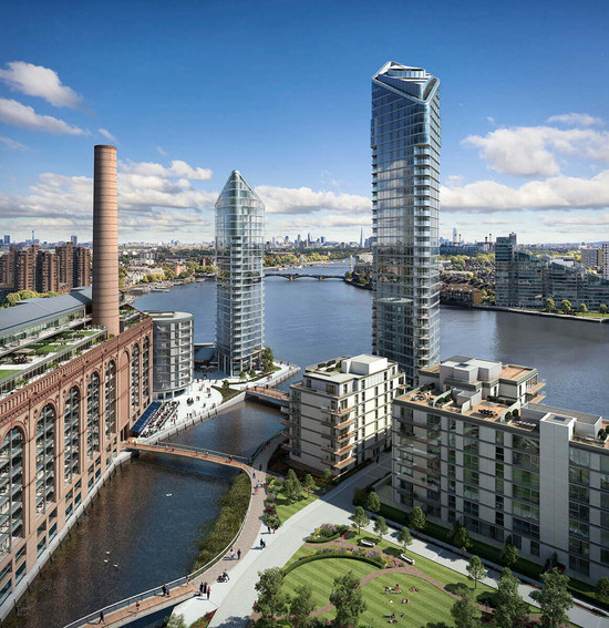 Chelsea Waterfront.